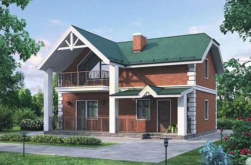 Загородное малоэтажное строительство - Антанта