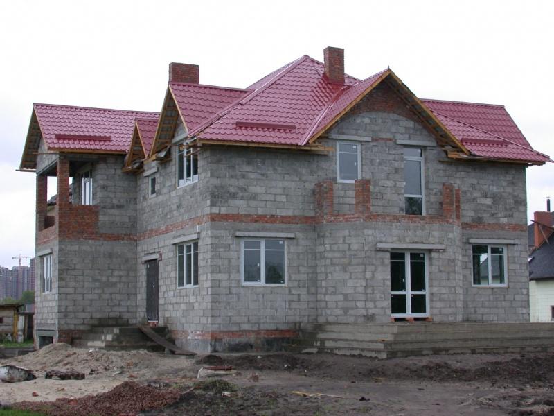 Блочные дома
