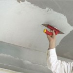 Выравнивание поверхности - потолки, стены