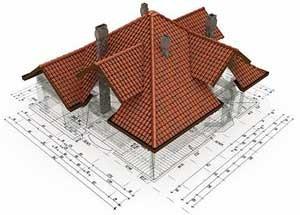Крыши. Многоскатная крыша