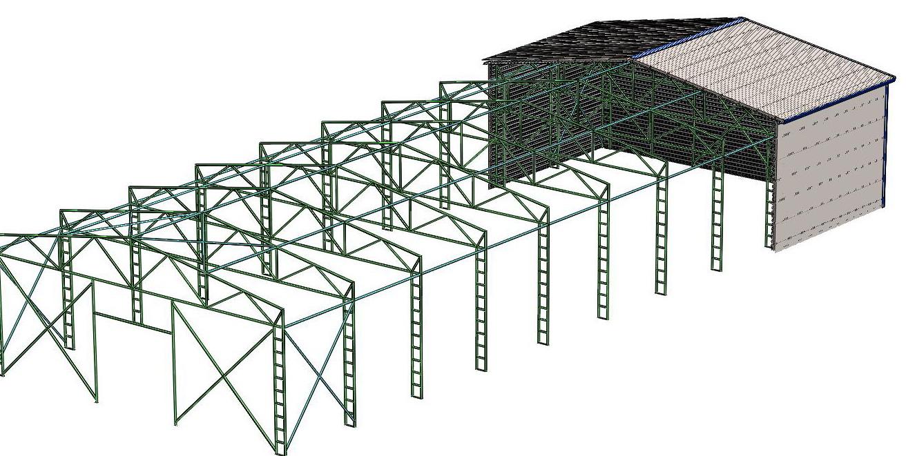 Преимущества использования легких металлоконструкций