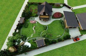 Что такое ландшафтный дизайн
